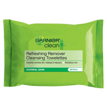Garnier Nutritioniste The Refreshing Remover Cleansing Towelettes -- Oil Free