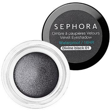 SEPHORA COLLECTION Velvet Eyeshadow Waterproof