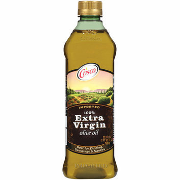 Crisco 100% Extra Virgin Imported Olive Oil