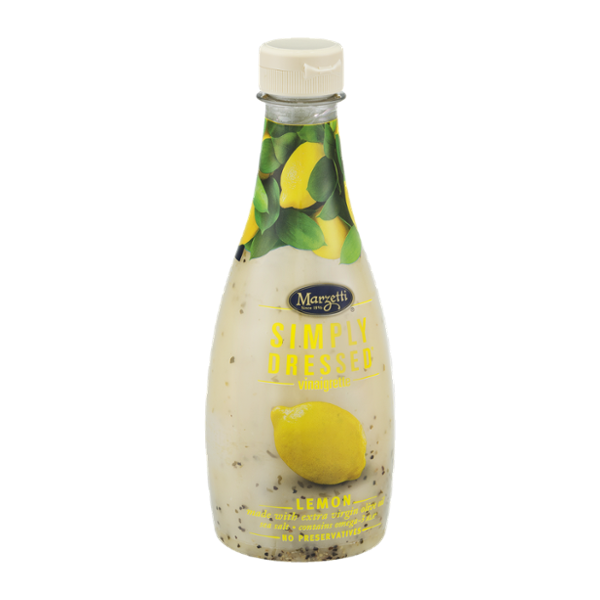 Marzetti Simply Dressed Vinaigrette Lemon