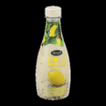 Marzetti Simply Dressed Vinaigrette Lemon