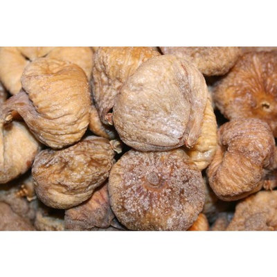 Organic Turkish Figs, 10lbs-Shipped from Bayside Candy