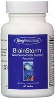 Allergy Research Group, BrainStorm 60 Tablets