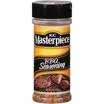 KC Masterpiece, Barbecue Seasoning, 6oz Jar (Pack of 3)