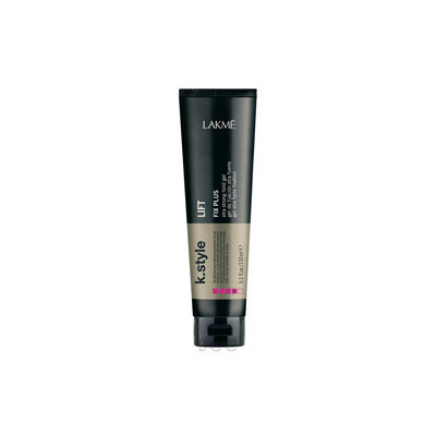Lakme K.Style Lift Fix Plus Xtra Strong Hold Gel 5.1 oz 150 ml