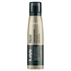 Lakme K.Style Polish Smooth & Shine Sheen Spray 5.1 oz 150 ml