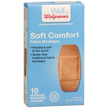 Walgreens Comfort Fabric Bandage, 10 ea