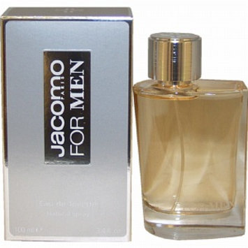 Jacomo Eau de Toilette Spray, 3.4 fl oz