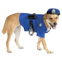 Rubie's Police Dog Pet Costume - Medium