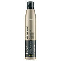 Lakme K.Style Natural Boost Thick & Volume Flexible Mousse 10.2 oz 300 ml