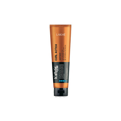 Lakme K.Style Curl Action Hottest Curl Activator Gel 5.1 oz 150 ml
