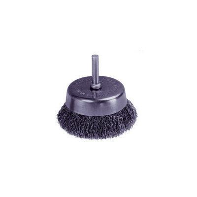 Lisle Brush Wire Cup 2-1/2In. .014 Wire Crimped