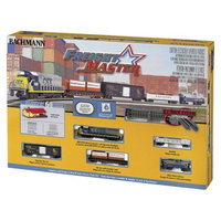 Bachmann Trains Freightmaster N Scale Ready To Run Electric Train Set