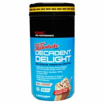 Gnc GNC Pro Performance DECADENT DELIGHT - Gourmet Milkshake - Chocolate Milkshake