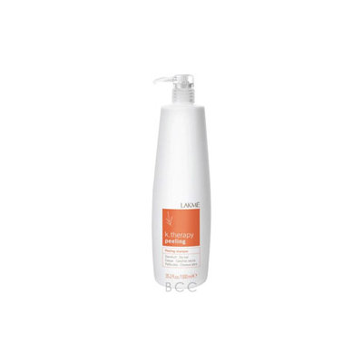 Lakme K.Therapy Peeling Shampoo Dry 33.9 oz 1000 ml