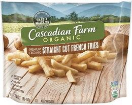 Cascadian Farm Straight Cut French Fries