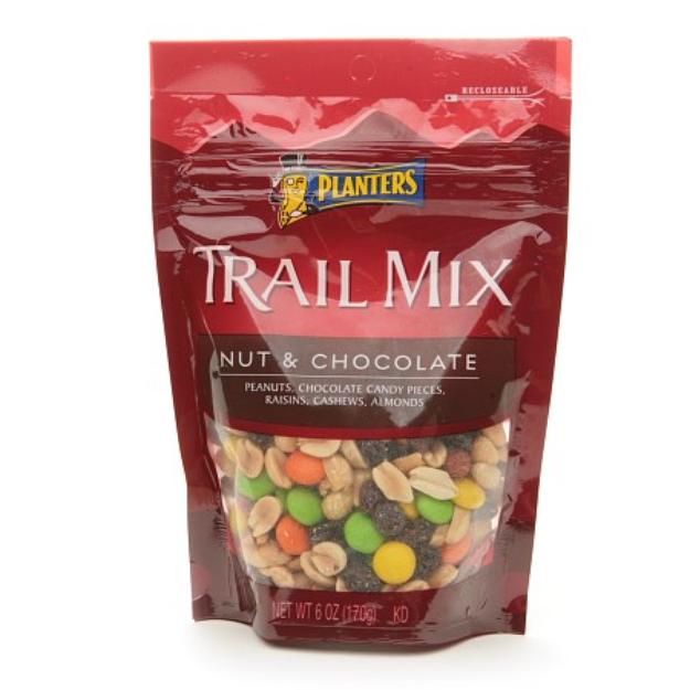 Planters Trail Mix Nut & Chocolate