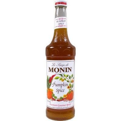 Monin Pumpkin Spice Syrup, 33.8-Ounce Plastic Bottle (1 liter)
