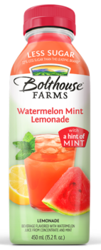 Bolthouse Farms Watermelon Mint Lemonade