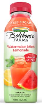 Bolthouse Farms Watermelon Mint Lemonade