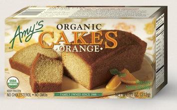 Amy's Kitchen Organic Orange Cake