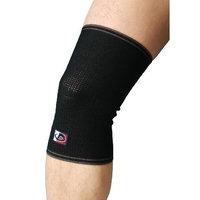 Phiten Aqua-Titanium Knee Support, Black, S