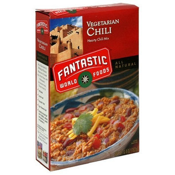 Fantastic Foods Vegetarian Chili (12x6.4 OZ)