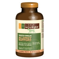 Simply NourishTM Allergy Support Dog Chewable