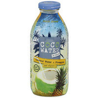 CocoWater Coconut Water + Pineapple Isotonic Beverage