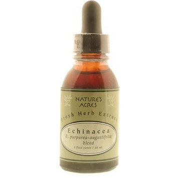 Four Elements - Fresh Herb Extract, Echinacea, 1 oz