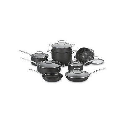 Cuisinart Chef's Classic Hard Anodized Non-stick 14-piece Cookware Set
