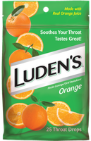 Luden's® Orange Lozenges