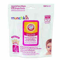 ARM & HAMMER™ by Munchkin Hand & Face Wipes