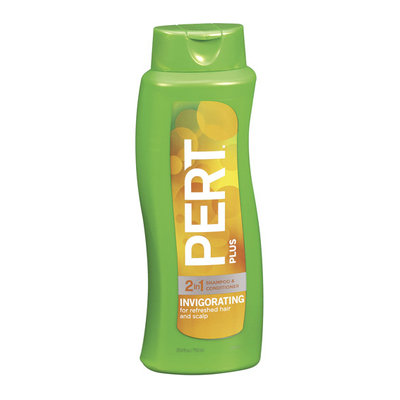 Pert Plus Fresh 2 In 1 Shampoo Plus Conditioner With Refreshing Menthol