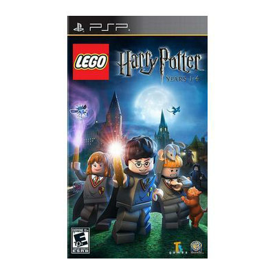 Warner Brothers LEGO Harry Potter: Years 1-4 (PlayStation Portable)
