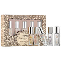 LAVANILA Mini Roller-Ball Fragrance Collection 5 x 0.169 oz