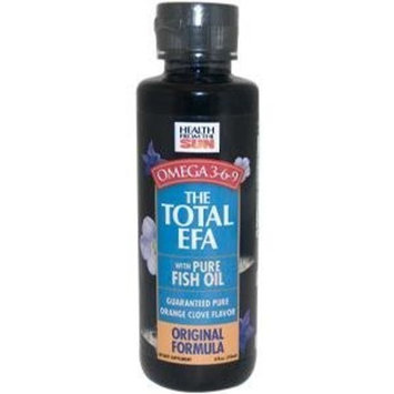 Total EFA with Fish Oil Health From The Sun 8 oz Liquid