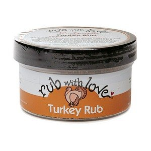 Rub With Love by Tom Douglas Turkey Rub