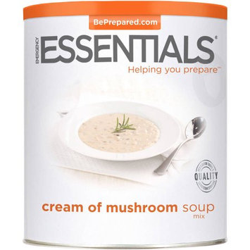Emergency Essentials Cream of Mushroom Soup Mix, 45 oz