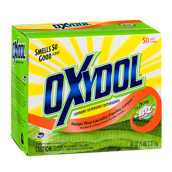 Oxydol with Biz Smells So Good Scent Laundry Detergent - 50 Loads