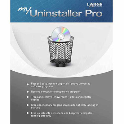 NNJ Corporation DBA Largesoftware Largesoftware My Uninstaller Pro (Windows) (Digital Code)