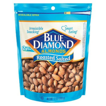Blue Diamond Roasted Salted Almonds 12 oz