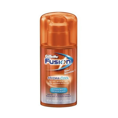 Gillette Fusion After Shave Gel, Hydracool