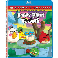 Angry Birds Toons: Season One, Volume Two (Blu-ray) (Anamorphic Widescreen)