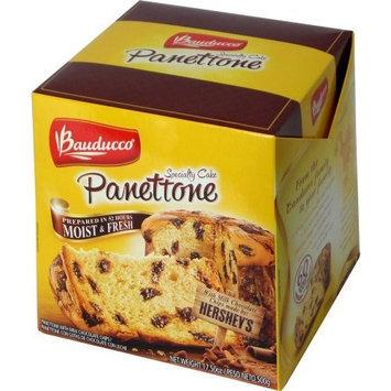 Bauducco - Panettone Hershey's Milk Chocolate Chips - 26.20oz (PACK OF 02)   Chocottone c/ Chocolate Hershey's - 750g