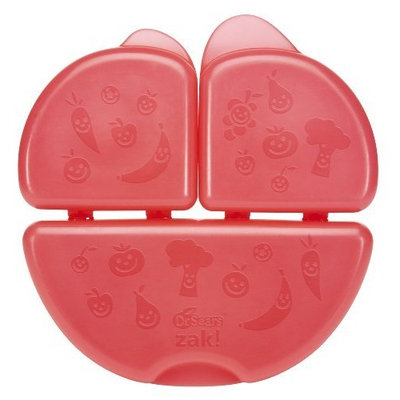Dr Sears Dr. Sears Snack Container, Red, 12 Months (Discontinued by Manufacturer)