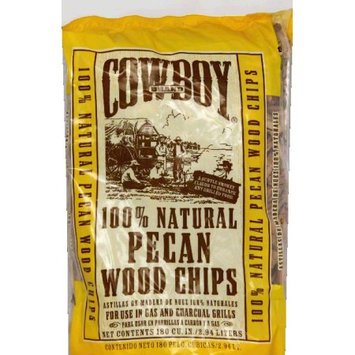 Cowboy Charcoal 180-cu in Variety Wood Chips 51524