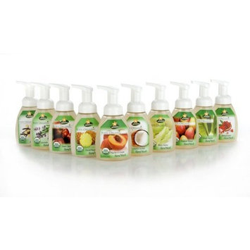 Nature's Paradise Hand Soap - Liquid Organic Creamy Coconut By Natures Paradise
