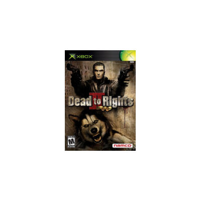 BANDAI NAMCO Games America Inc. Dead to Rights II