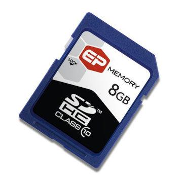 Ep Memory EP Memory 8GB SDHC (Secure Digital High Capacity)